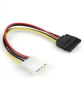 Xtech Xtech XTC-310 Molex 4 to SATA Power Cable