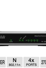 Cisco Cisco VPN Firewall RV120W 110W Wireless-N