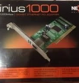 Nexxt Nexxt Sirius 1000 Gig Ethernet PCI Adapter