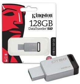 Kingston Kingston 128GB Flash Drive USB 3.0 DT/128GB