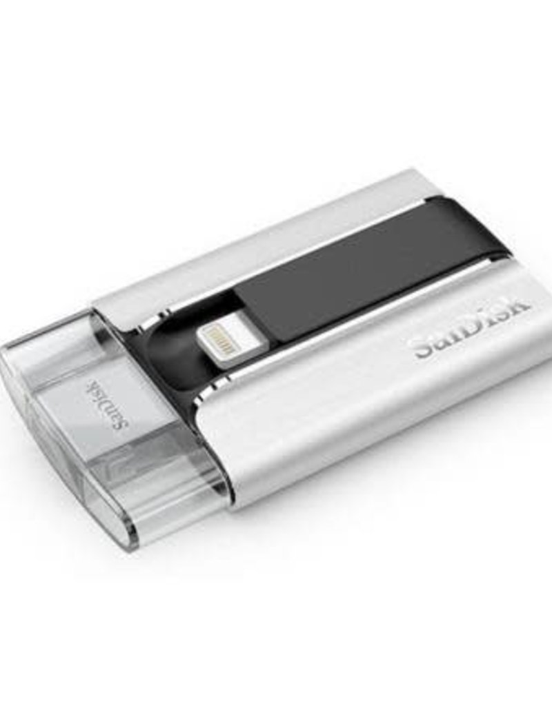 SanDisk iXpand 32GB Flash Drive for iPhone, Ipad