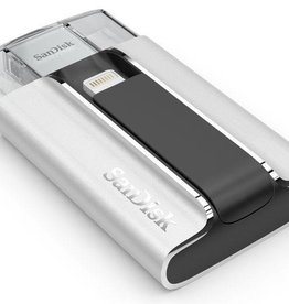 SanDisk iXpand 16GB Flash Drive for iPhone, Ipad