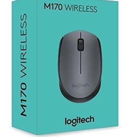 Logitech Logitech M170 Wireless Mouse Black 910-004940