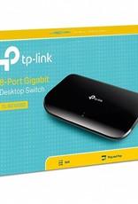 TP-Link TP-Link 8 Port Gigabit Desktop Switch TL-SG1008D
