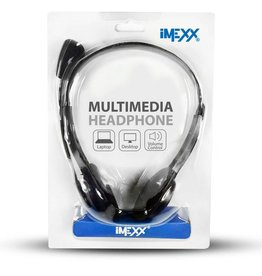 iMEXX multimedia Headset IME-21911