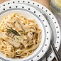 TERESA's Food Chicken Fettuccine Carbonara