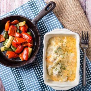 TERESA's Food Chicken Lasagna Alfredo