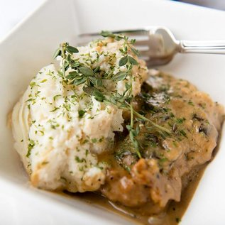 TERESA's Food Mushroom Chicken