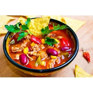TERESA's Food Beef Taco Soup