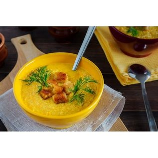 TERESA's Food Creamy Carrot & Dill Soup