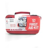 Lifeline First Aid 121 PC AAA First Aid Kit