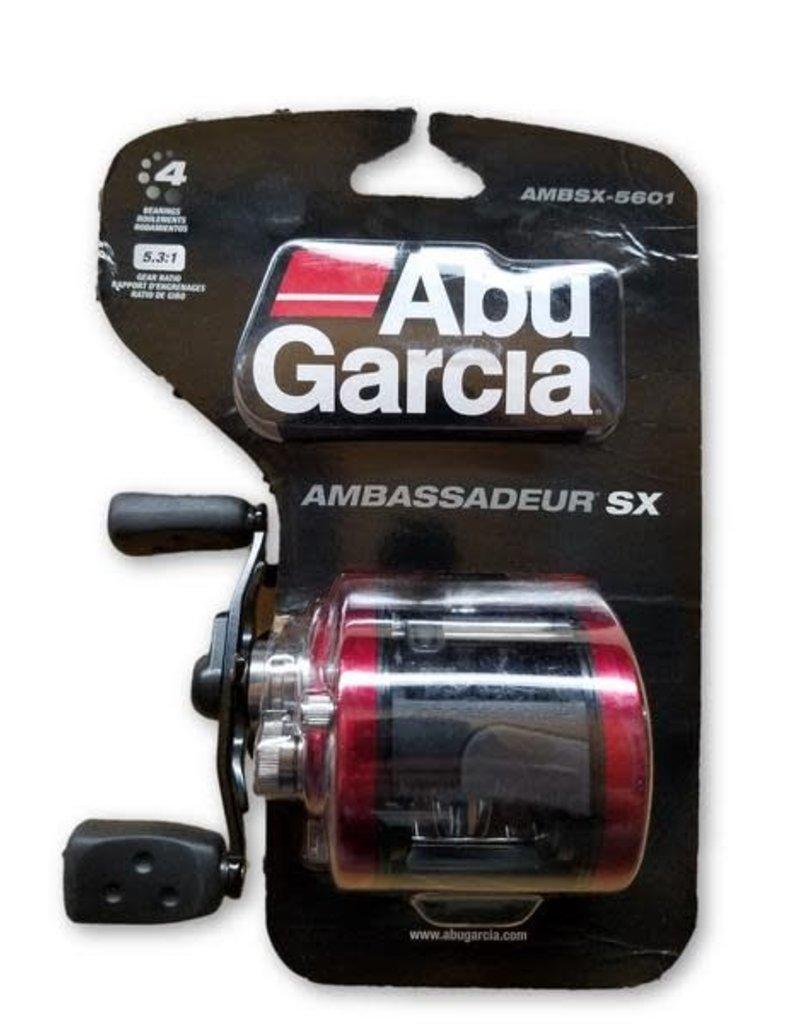 Abu Garcia (Pure Fishing) Abu Garcia: Ambassadeur SX Casting Reel - D