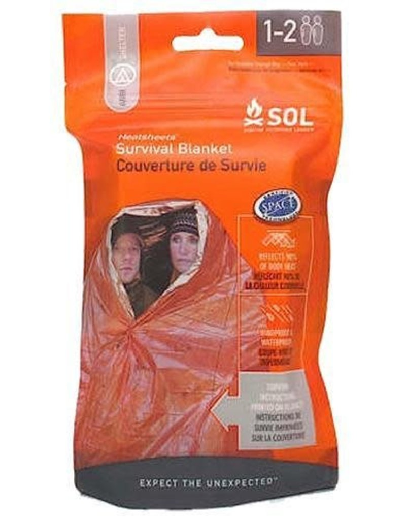 SOL ADV 01401701 SOL SURVIVAL BLANKET   12