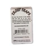 Trout Traps TT51-132 - TT51 - Trout Trap - PEPPERMINT PEARL