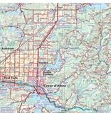 Benchmark Maps Idaho Road/Recreation Atlas