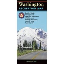 Washington Recreation Map