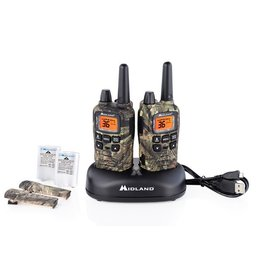 Midland Radio Corporation X-Talker 32 GMRS Camo 36 Chl./32 mile w/121 codes,