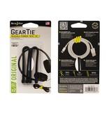 Nite Ize, Inc. Gear Tie® Reusable Rubber Twist Tie™ 6 in. - 2 Pack - Black