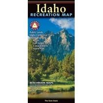 Idaho recreation Map-BM