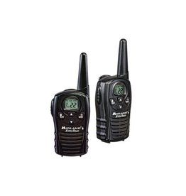 Midland Radio Corporation 18 Mile Radio 22 chl/Pair FRS/GMRS LXT118 Handheld Walkie Talkie Set