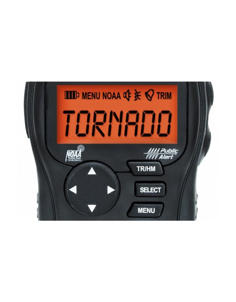 Midland Radio Corporation E+Ready Same WX Alert Radio