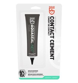 Gear Aid (McNett Corporation) Aquaseal+NEO Neoprene Contact Cement 1.5oz