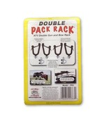 All Rite Products All Rite: Double Pack Rack