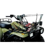 All Rite Products, Inc. All Rite: Graspur Double ATV Gun and Bow Rack with Spurs
