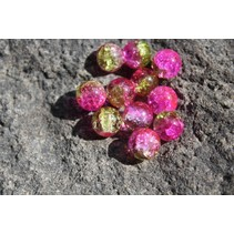 UV Bead, 10mm Steelhead Candy, 15/Bag