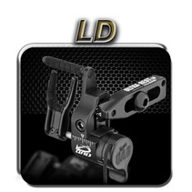 Ultra Rest Pro Series LD BLK Right Hand