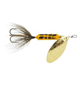 Yakima Bait Company 212 YLCD Worden's ROOSTER TAIL 1/4 OZ -Top Seller