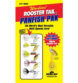Yakima Bait Company Rooster Tail Box Kit Panfish Kit