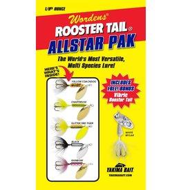 Yakima Bait Company Rooster Tail Box Kit-S