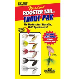 Yakima Bait Company Rooster Tail Box Kit