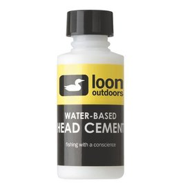 Loon Outdoors Water Based Head Cement