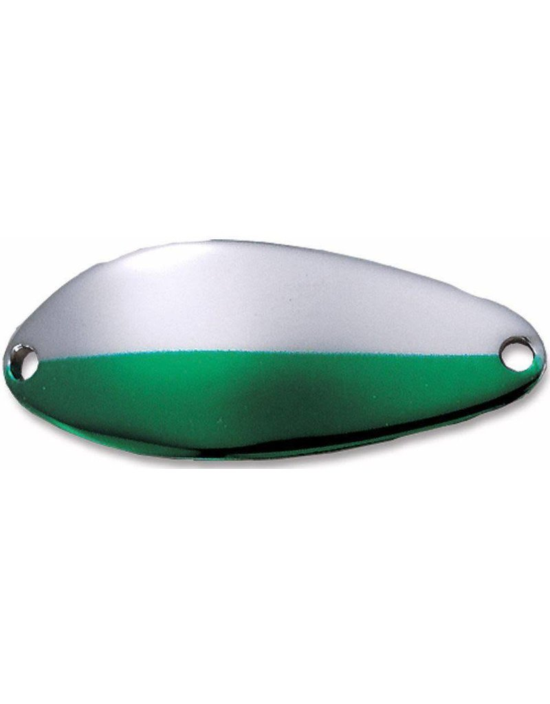 Acme Tackle Company Little Cleo 1/8 oz. Nickel Neon Green