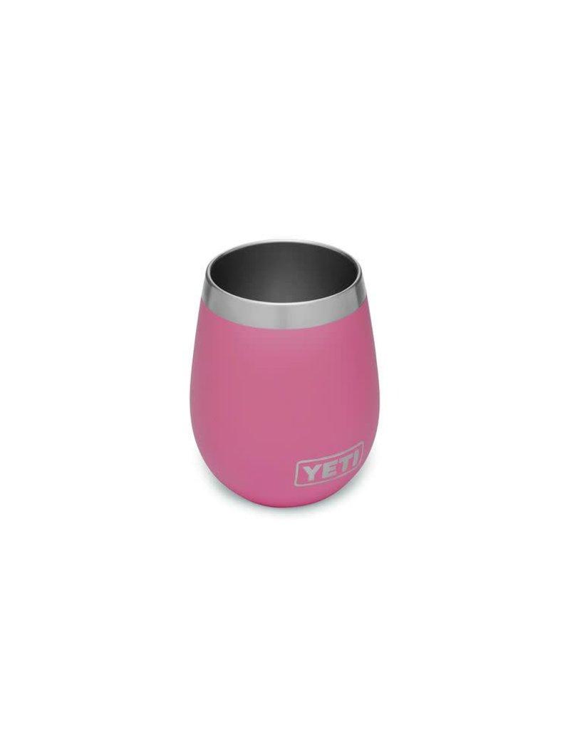 Yeti Limited Edition HARBOR PINK Wine Tumbler - Singles