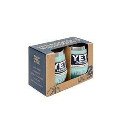 Yeti Rambler 10 oz Wine 2 Pack Seafoam-D