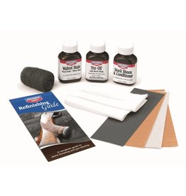 Birchwood Casey 23801 Birchwood Casey Tru-Oil Stock Finishing Kit