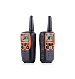 Midland Radio Corporation 28 Mile Two-Way Radio Black/Orange