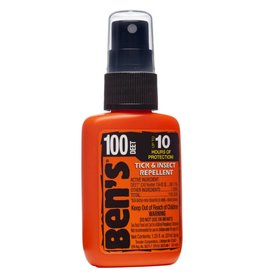 Adventure Ready Brands (Formerly Adventure Medical Kits) Ben's Tick & Insect Repellent 1.25fl oz.