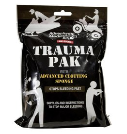 Adventure Ready Brands (Formerly Adventure Medical Kits) Trauma Pak with QuikClot®