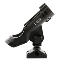 Scotty 0230-BK Powerlock Rod Holder Black w/241 Side/Deck Mount