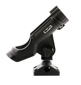 Scotty Scotty 0230-BK Powerlock Rod Holder Black w/241 Side/Deck Mount