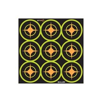 "15252 Allen EZ See Aiming Dots 2"" Targets 12 Pack"