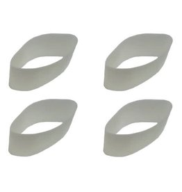 BANDS - WHITE (REG.) Thick latex wall (Power Bugle, Power Howler & Wolf Howler calls)