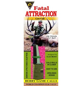 Berry Game Calls Fatal Attraction Cow Call from Glen Berry