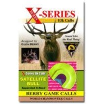 X-2 Berry Game Calls Satellite Bull Elk Call from Glen Berry