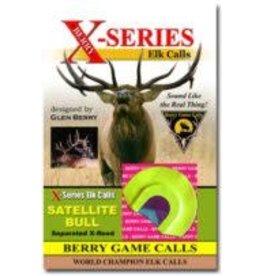 X-2 Berry Game Calls Satellite Bull Elk Call from Glen Berry