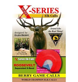 Berry Game Calls X-Series Roosevelt Elk Call from Glen Berry